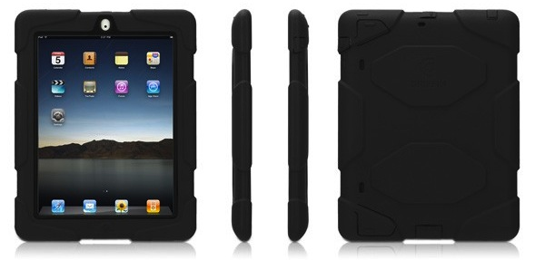 Funda Griffin Survivor para iPad 2 y nuevo iPad 3