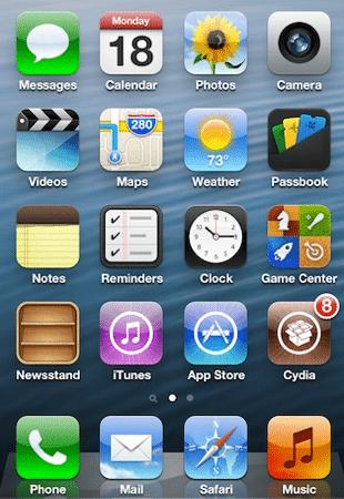 Cydia iOS 6 Tutorial: instala Cydia en iOS 6