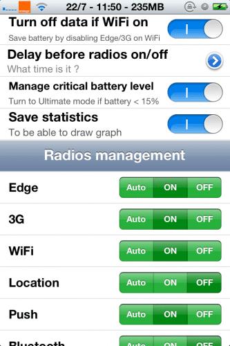 88203 500  BattSaver: aumenta la duración de tu batería (Cydia)