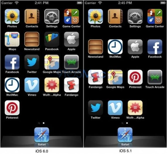 Resolución iPhone 5
