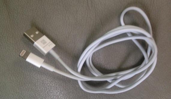 Cable de carga del iPhone 5