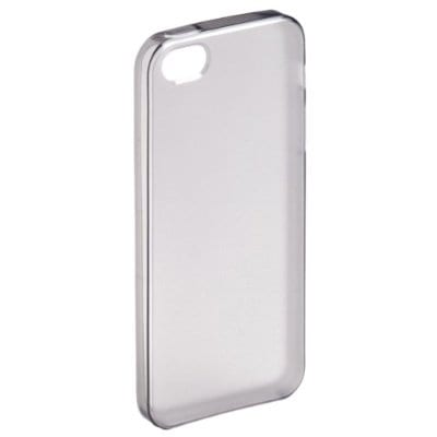 Funda iPhone5 Funda TPU transparente ya disponible para iPhone 5 por solo 7€ (Amazon)