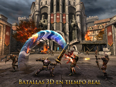 Wild blood para iPhone