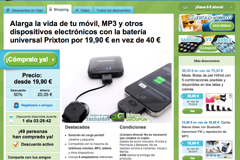 Screen Shot 2012 10 31 at 12.29.12 PM Ganadores de los dos cupones de Groupon