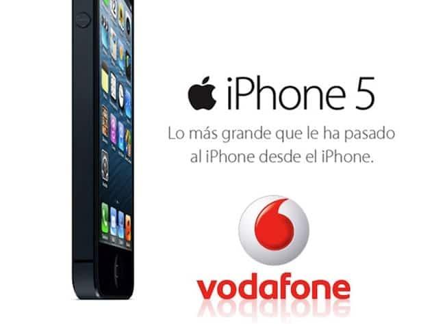 Liberar Iphone  Vodafone