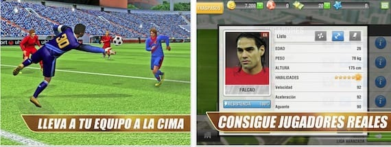 real football 2013 Gameloft lanza Real Football 2013 para iPhone y iPad