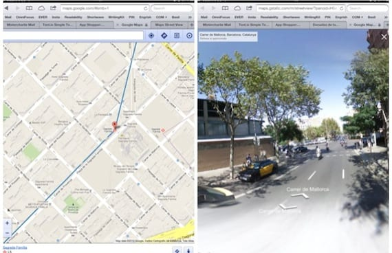 Street View ya disponible en la web de Google Maps