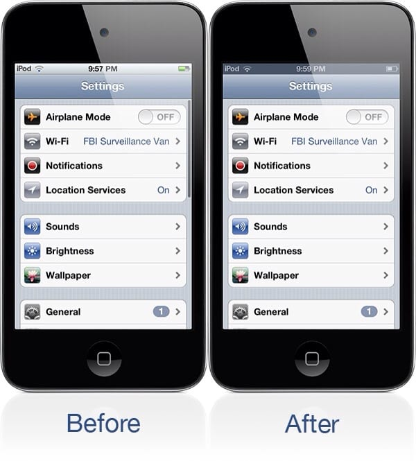 Iphone Active: StatusColor: iOS status bar 6 in iOS 5 (Cydia)