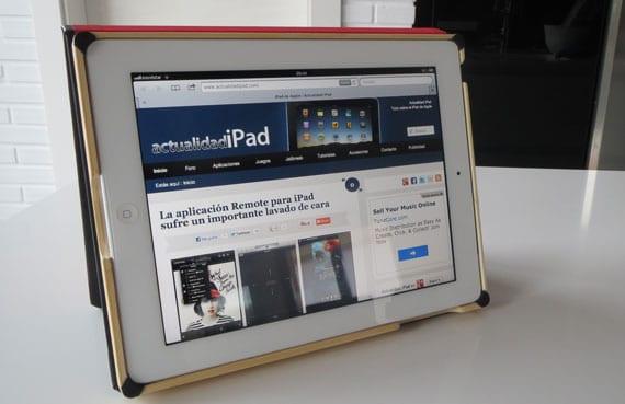 Funda DODOCase Classic para iPad