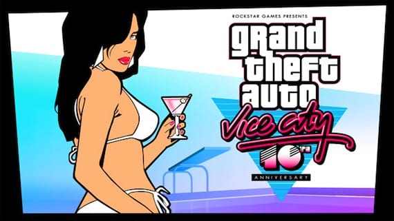 Grand Theft Auto: Vice City recibe su primera actualización