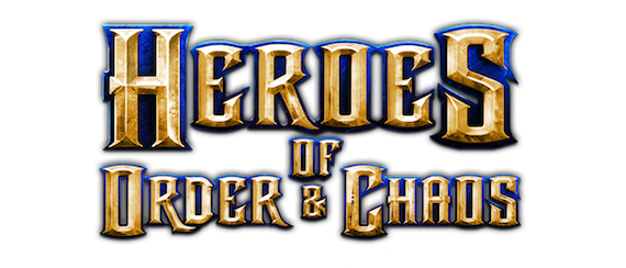 Heroes of Order & Chaos: Juego online De Gameloft