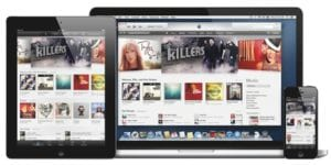 iTunes 11 en Macbook iPhone e iPad