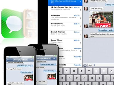 imessages iMessages, iTunes Match y FaceTime vuelven a sufrir caídas