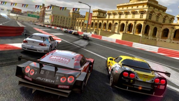 Real Racing 2 se adapta a la Retina Display del iPhone 5