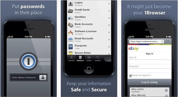 1password 1 Nueva versión de 1Password disponible en la App Store