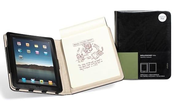 Funda Moleskine para iPad 1