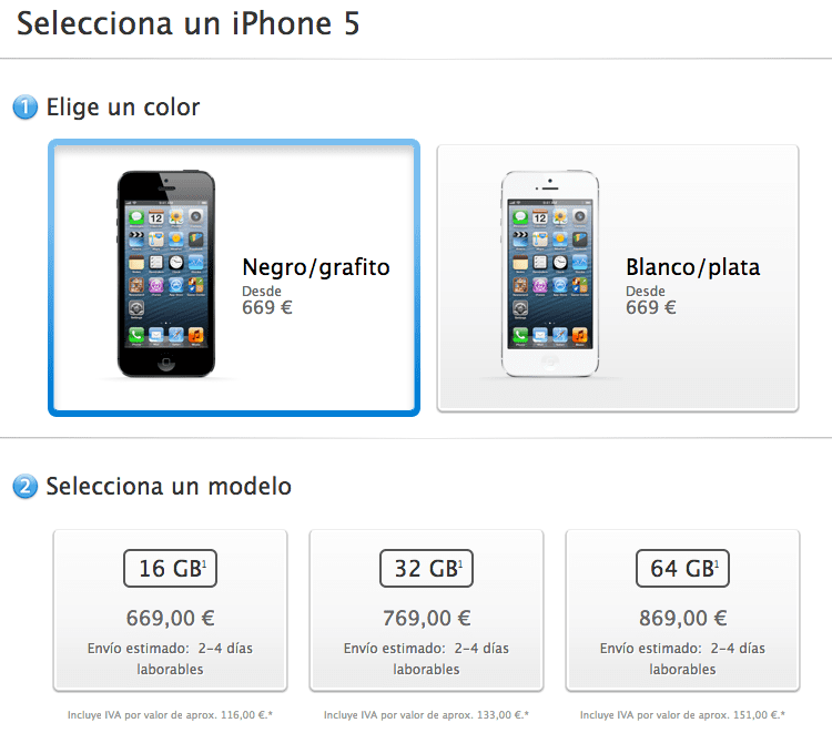 Screen Shot 2012 12 04 at 5.22.10 PM Eliminada la restricción de compra de dos iPhones por persona