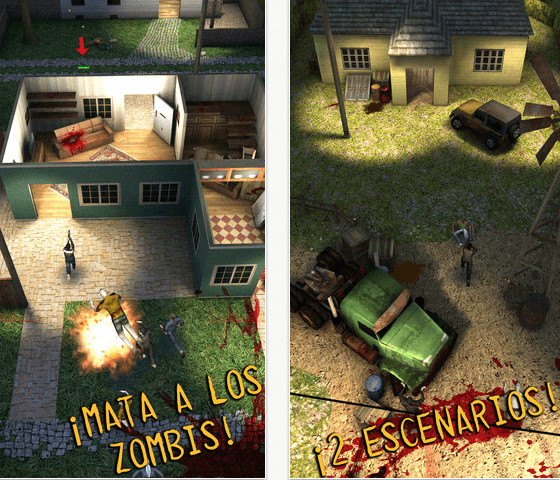 Screen Shot 2012 12 17 at 1.06.37 PM Running Dead se actualiza con nuevo escenario y arma