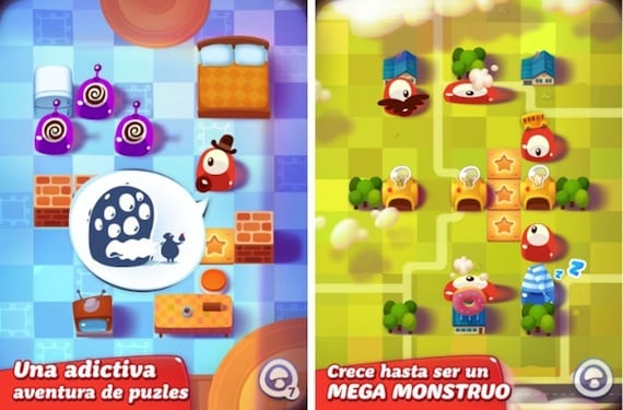 puddingmonsters Zeptolab presenta Pudding Monsters