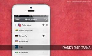 La mejor app gratuita de radio para iPhone