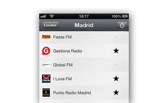 La mejor app de radio gratuita para iPhone