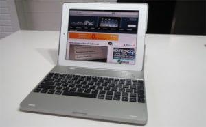 Teclado bluetooth con batería para iPad