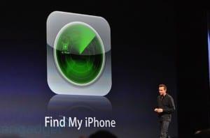 Presentación de Buscar Mi iPhone