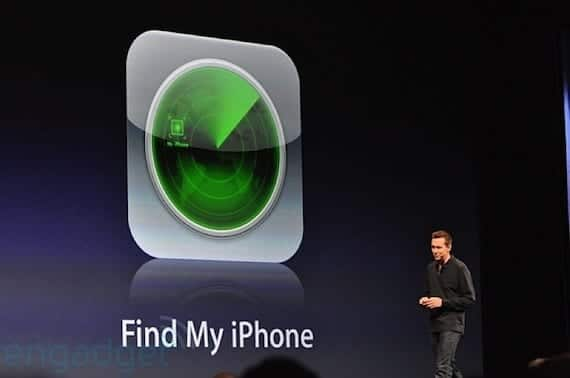 wwdc 2009 find my iphone Buscar Mi iPhone se actualiza con indicaciones hasta el dispositivo