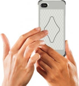 Funda sensus multitactil para iPhone