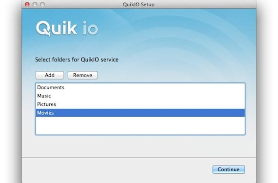 Quikio Mac Quikio lleva cualquier formato de video a tu iPad y Apple TV