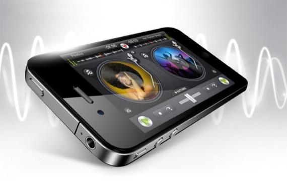 App para mezclar música