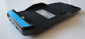 Funda con batería para iPhone 5