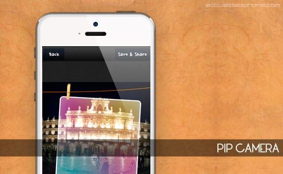 App para dar efectos a las fotos