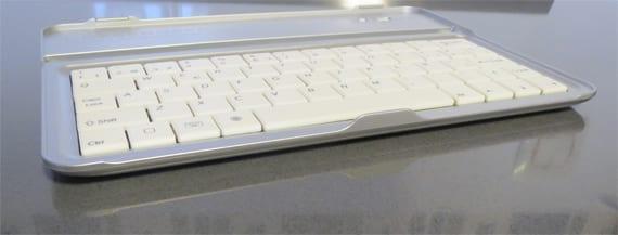 Detalle del teclado i-CaseBoard