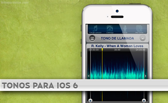 App para crear tonos