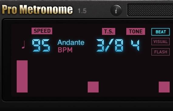 Pro Metronome 1
