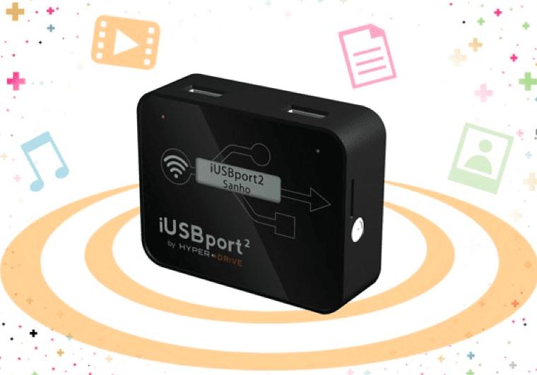 Hyper iUSB Port