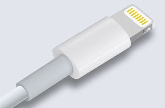 Cable Lightning para dispositivos iOS