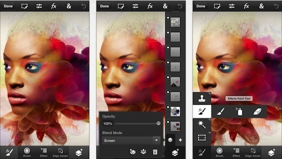 adobe photoshop touch iphone Adobe Photoshop Touch desembarca en el iPhone