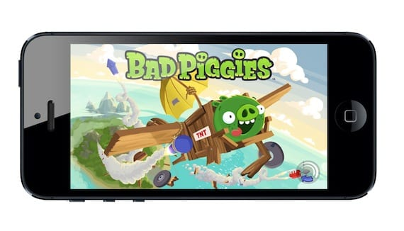 bad piggies Rovio actualiza Bad Piggies con 36 niveles nuevos