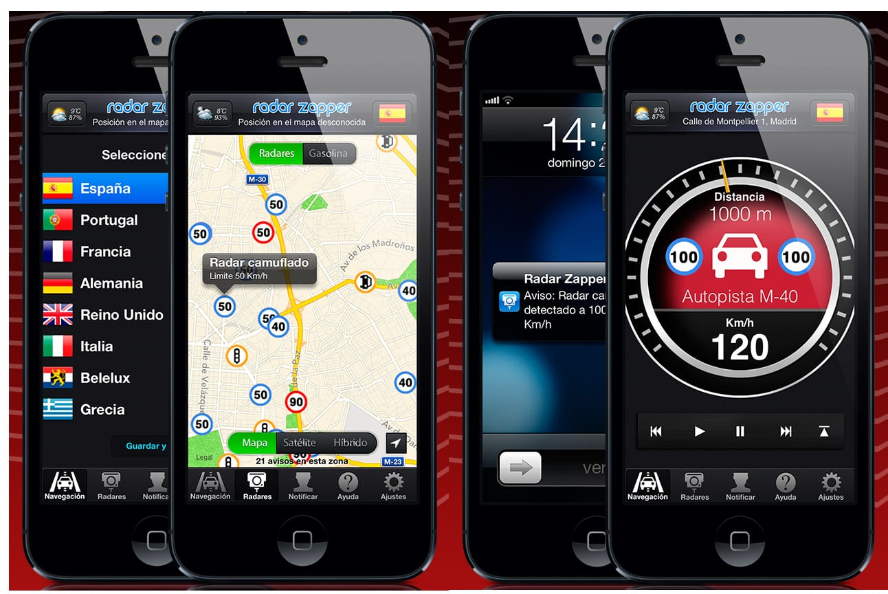 Download Radar App for Android Multimedia iphone