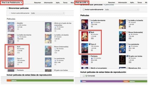 iTunes-Peliculas