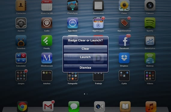 Badge-Clearer