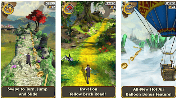 Captura de pantalla 2013 03 06 a las 15.00.57 Imagi studios y Disney lanzan Temple Run: OZ