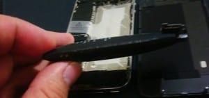 Batería inestable