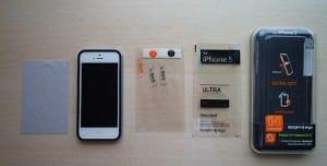 Bumper Spigen para iPhone 5