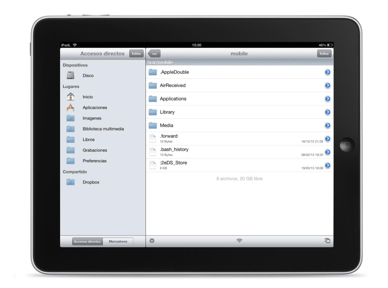 iFile-iPad