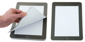 Papel-vs-iPad