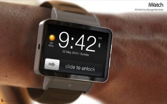 iwatch Apple podría estar probando pantallas OLED para el iWatch