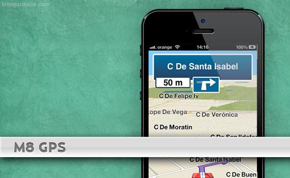 GPS para iPhone